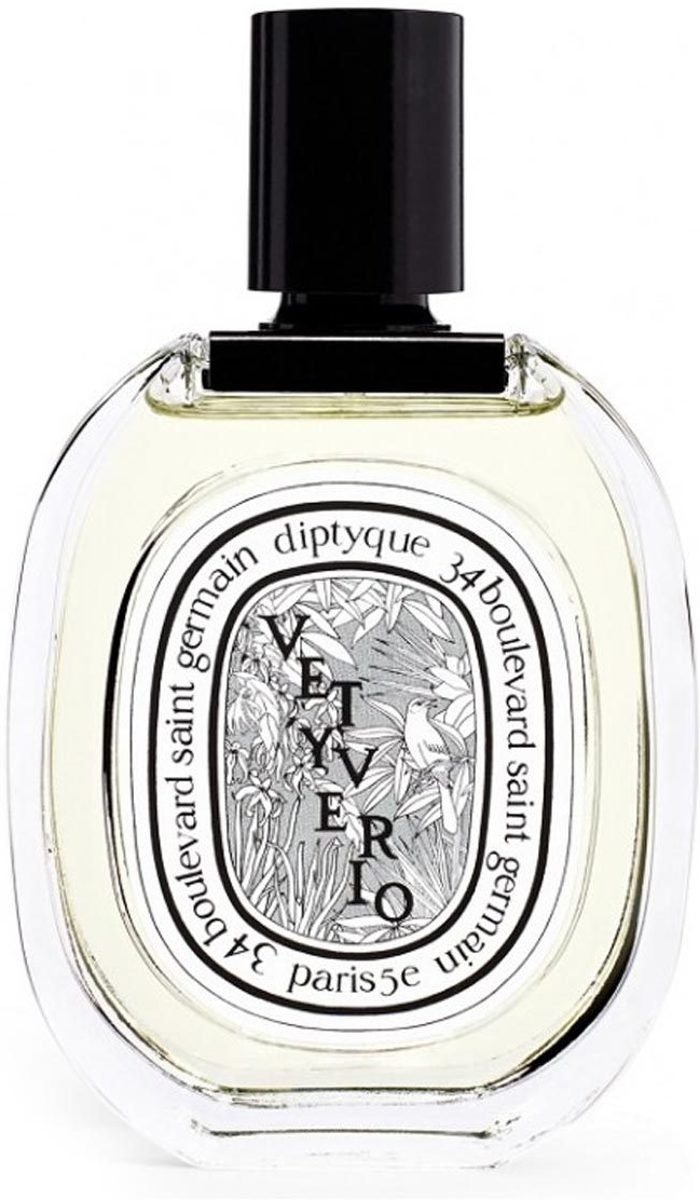 Diptyque Vetyverio Edt Spray 100ml