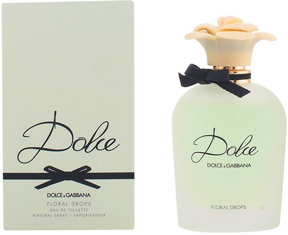D&G DOLCE FLORAL DROPS(W)EDT 50 ML
