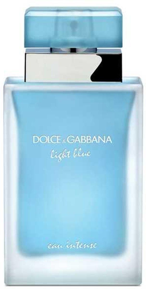 Dolce   Gabbana Dolce   Gabbana - Eau de parfum - Light Blue intense - 100 ef81fe6765ab