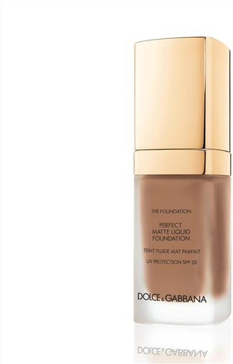 D&G The Foundation Perfect Matte Liquid 30 ml
