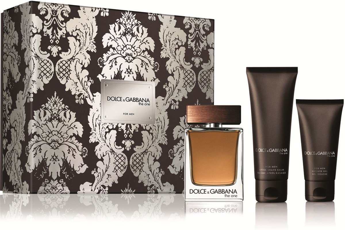 D&G The One For Men Giftset 225ml