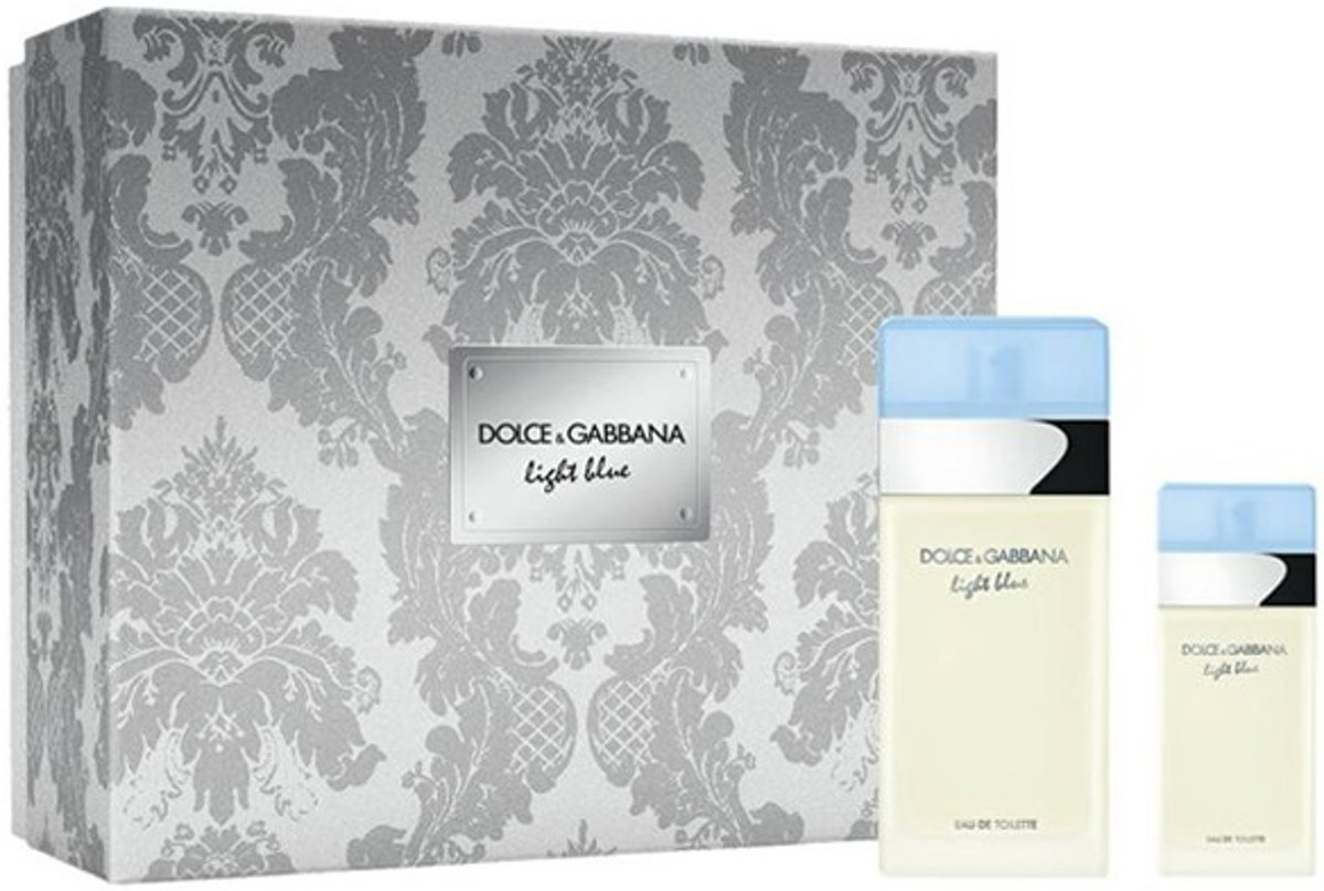 Dolce & Gabbana Dolce & Gabbana - Eau de toilette - Light Blue 100ml eau de toilette + 25 ml eau de toilette - Gifts ml