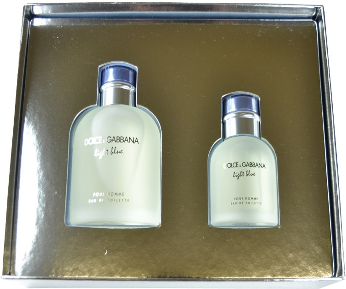 Dolce & Gabbana Dolce & Gabbana - Eau de toilette - Light Blue 125 ml Eau de toilette + 40 ml Eau de toilette - 165 ml