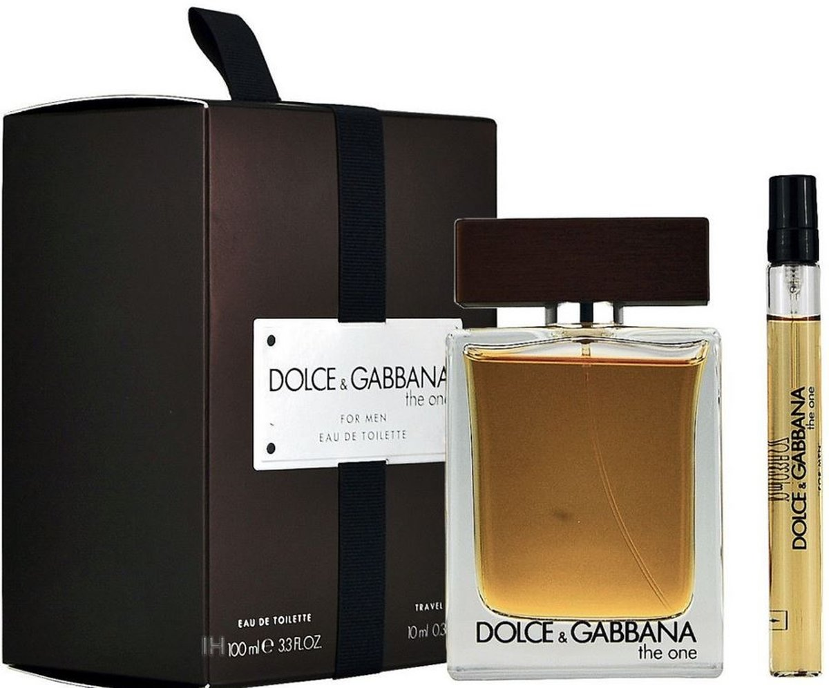 Dolce & Gabbana Dolce & Gabbana - Eau de toilette - The one 100ml eau de toilette + 10ml eau de toilette - Gifts ml