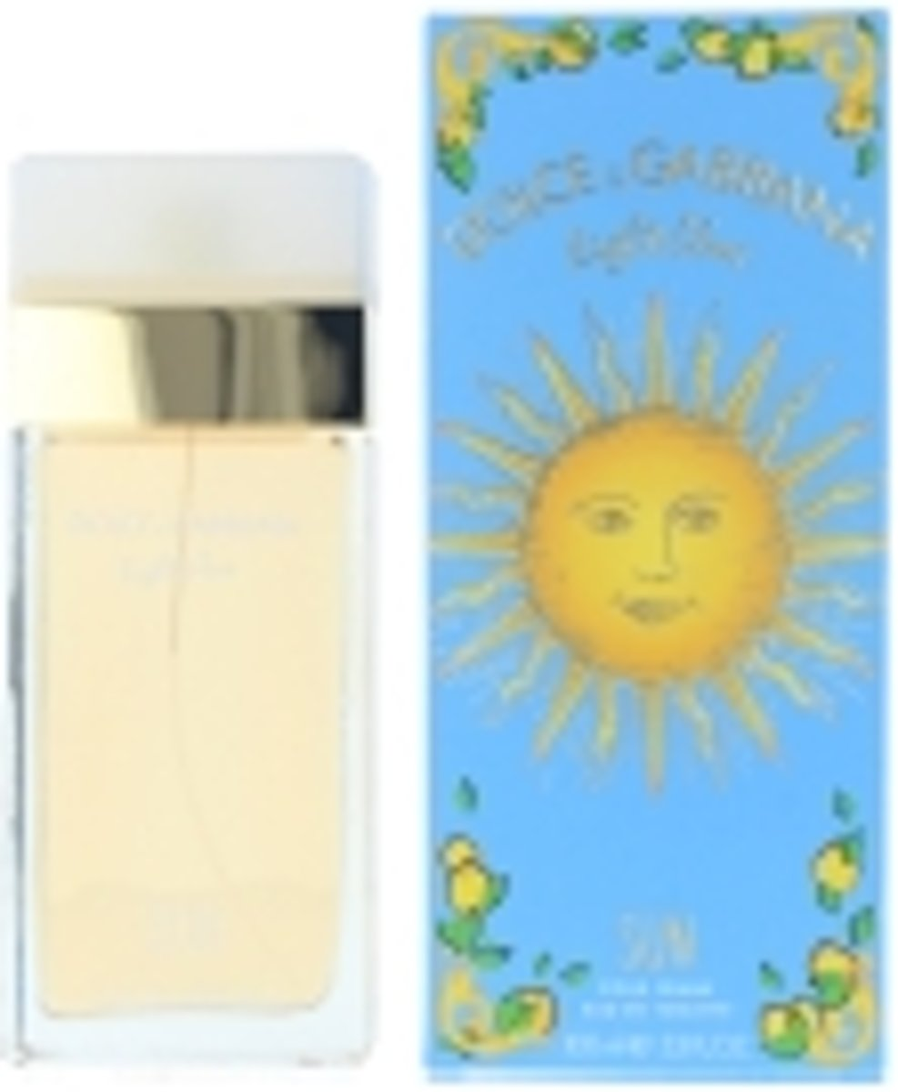 Dolce & Gabbana LIGHT BLUE SUN edt spray 100 ml