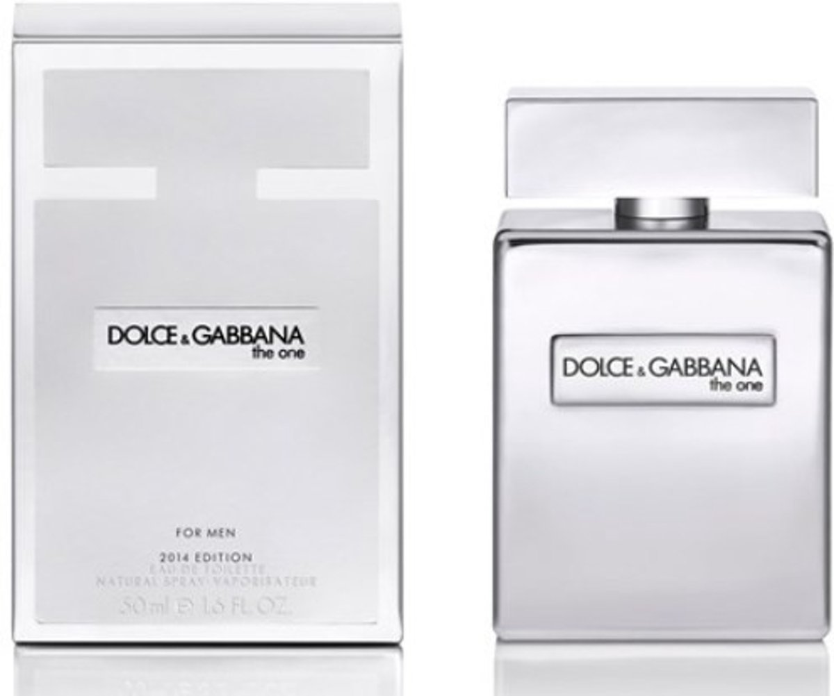Dolce & Gabbana The One For Men Edition EDT 50 ml