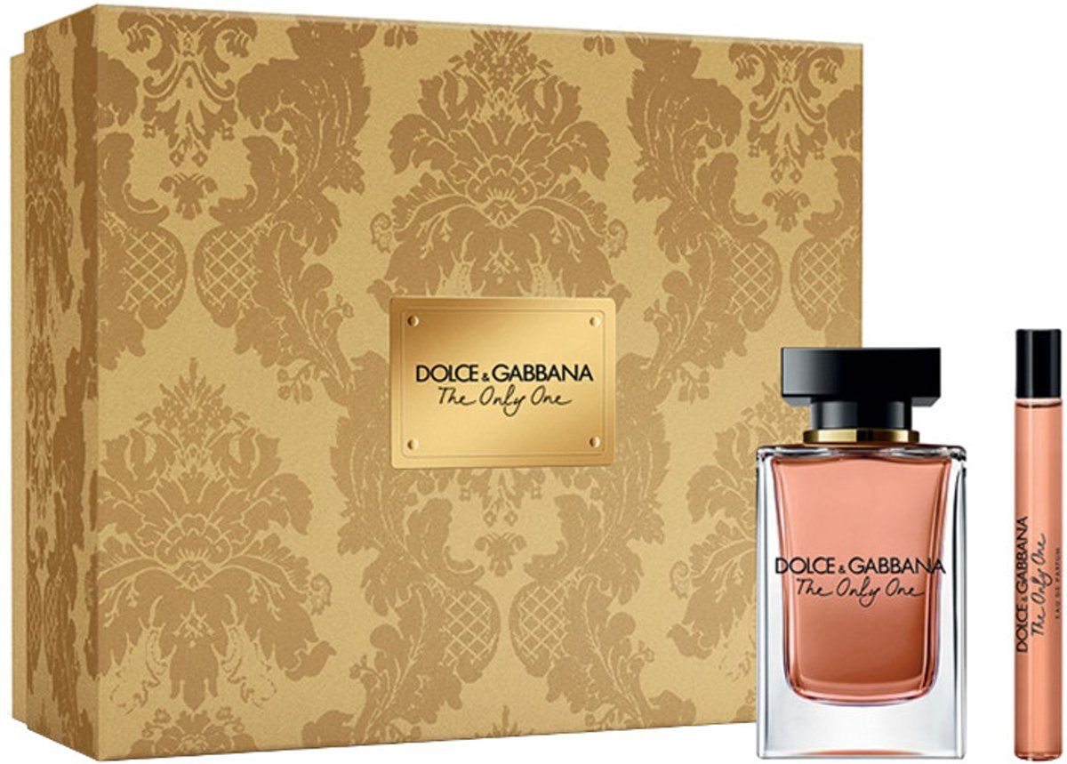 Dolce & Gabbana The Only One Giftset 60ml