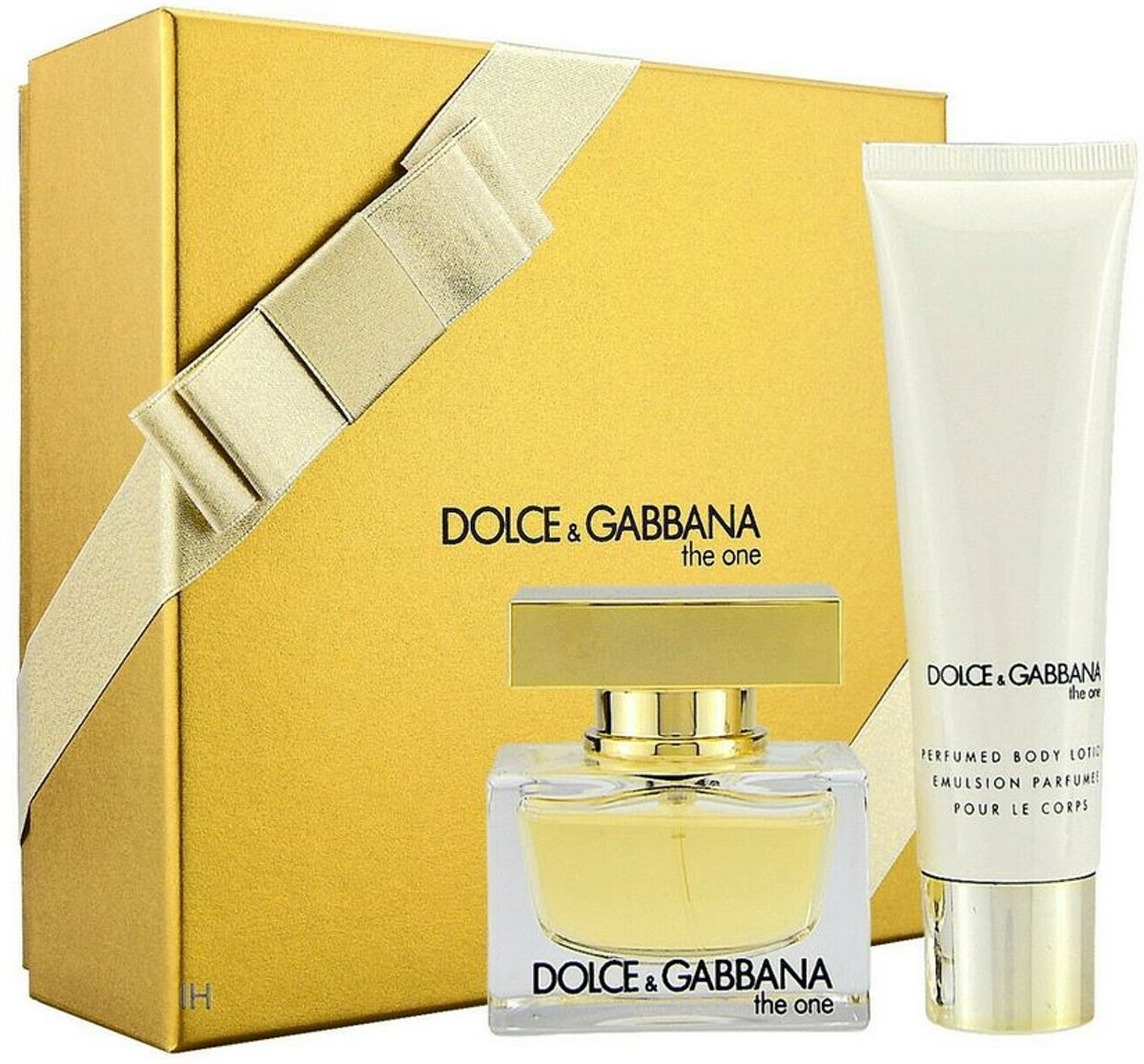 Dolce & Gabbana the One - Geschenkset - Eau de parfum + bodylotion 50 ml