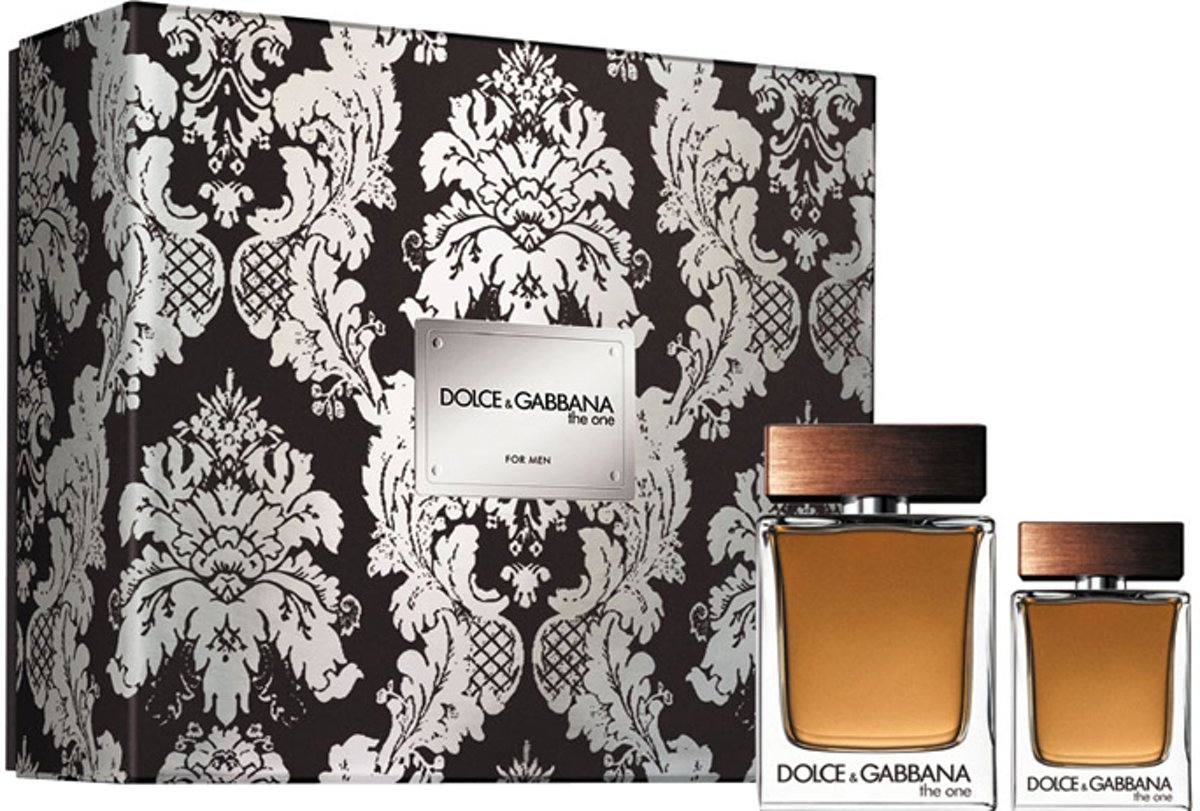 Dolce & Gabbbana The One for Men eau de toilette 100 ml + 30 ml geschenkset