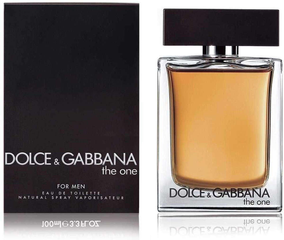 Dolce And Gabbana The One For Men Eau De Toilette Spray 100ml