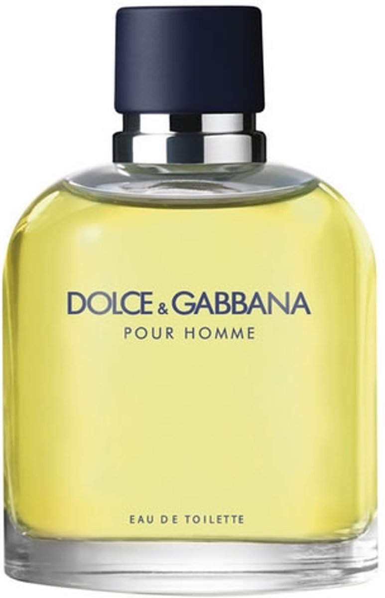 MULTI BUNDEL 2 stuks Dolce And Gabbana Pour Homme Eau De Toilette Spray 200ml