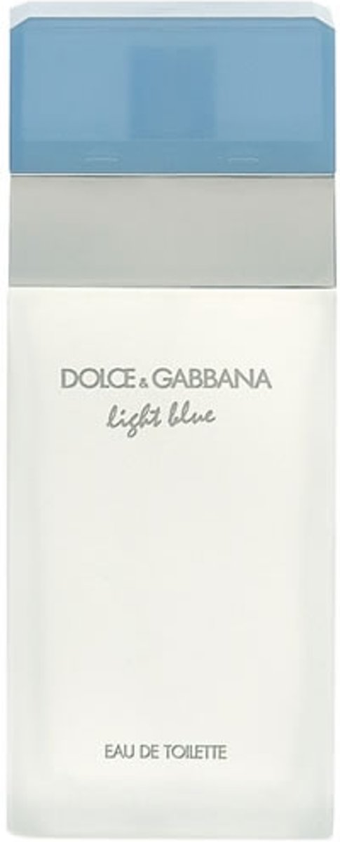 MULTI BUNDEL 2 stuks Dolce and Gabbana Light Blue Eau De Toilette Spray 100ml