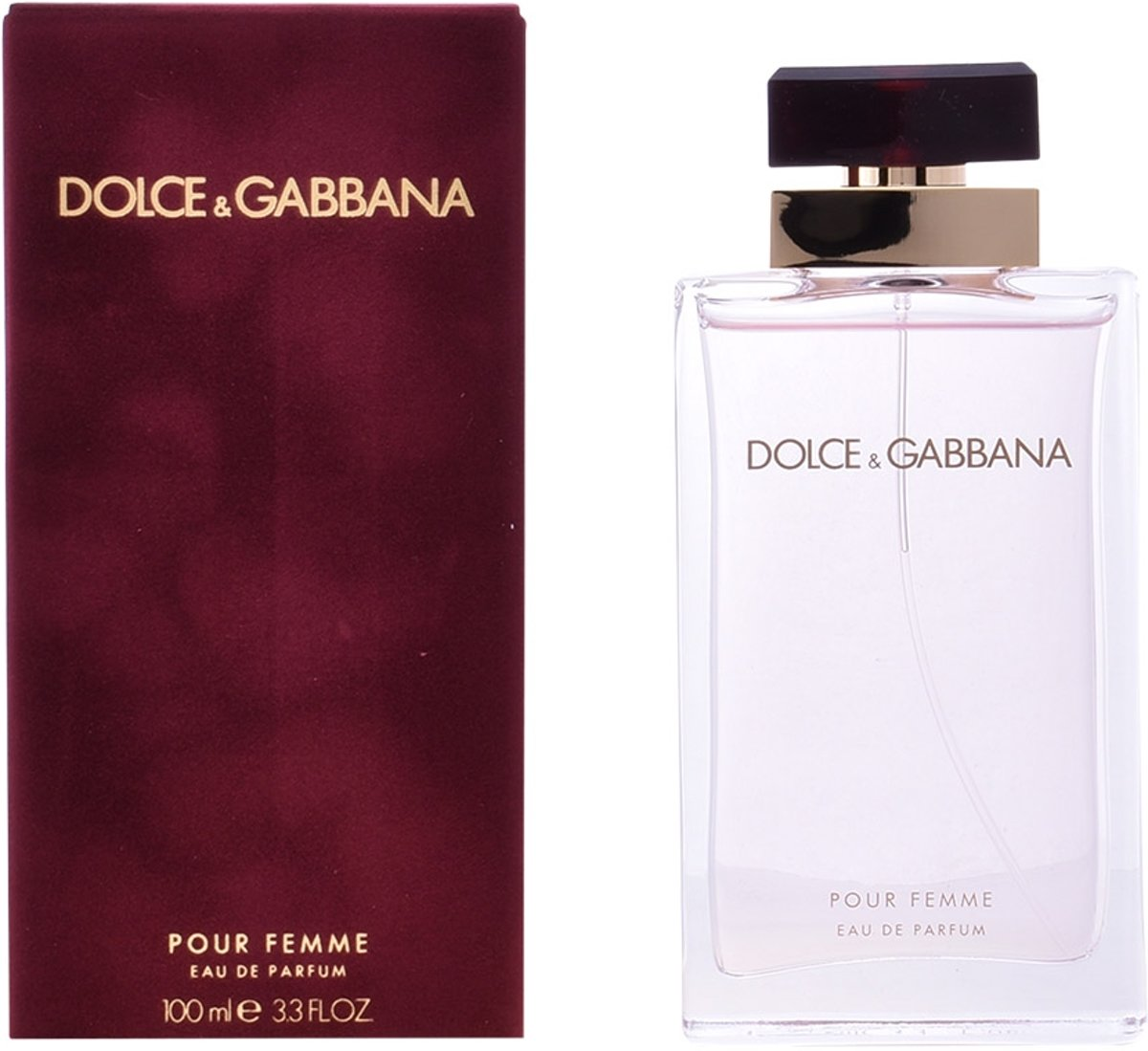 MULTI BUNDEL 2 stuks Dolce and Gabbana Pour Femme Eau De Perfume Spray 100ml