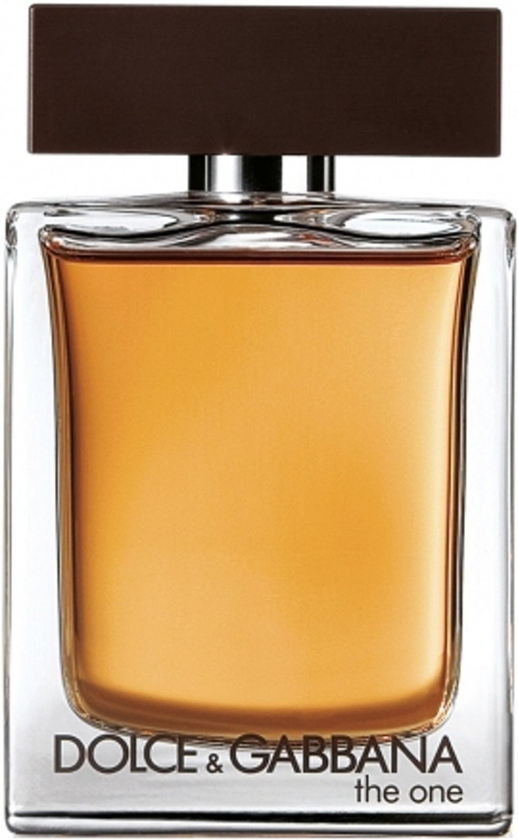 MULTI BUNDEL 2 stuks Dolce and Gabbana The One Men Eau De Toilette Spray 100ml