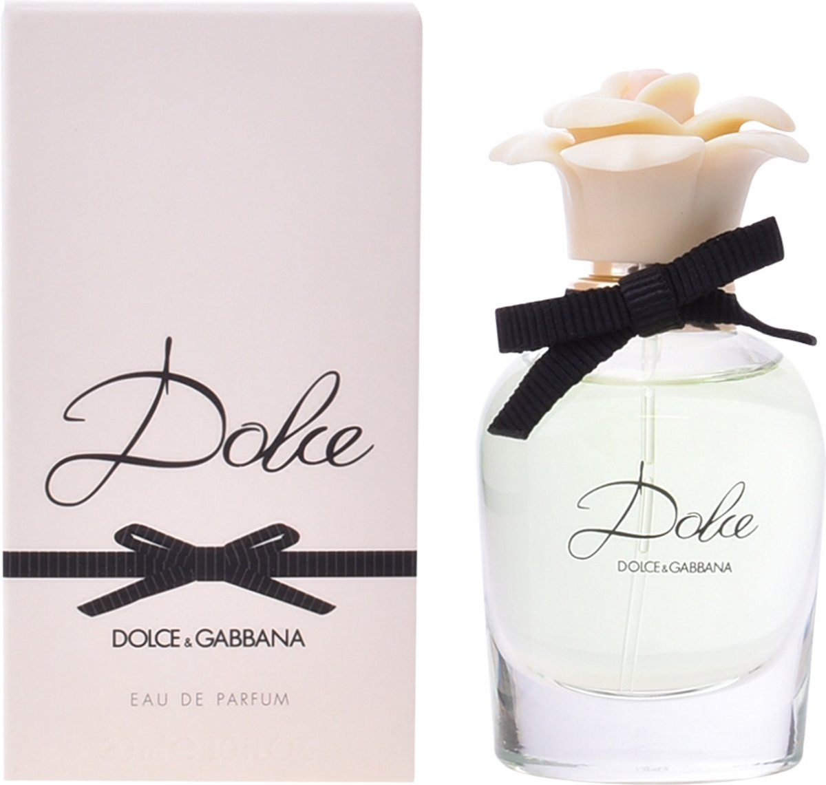 MULTI BUNDEL 3 stuks Dolce and Gabbana Dolce Eau De Perfume Spray 30ml