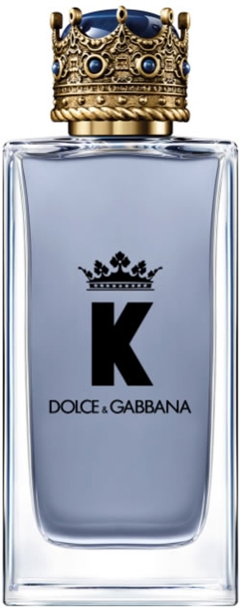 MULTIBUNDEL 2 stuks Dolce And Gabbana K Eau de Toilette Spray 100ml