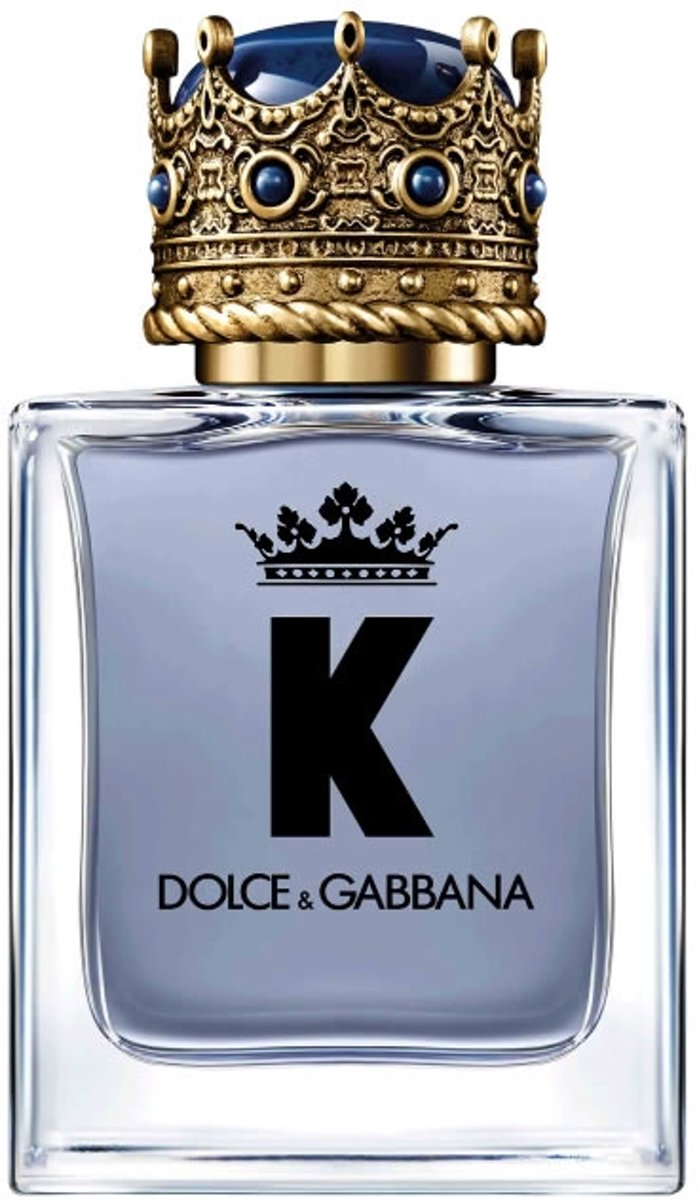 MULTIBUNDEL 2 stuks Dolce And Gabbana K Eau de Toilette Spray 50ml