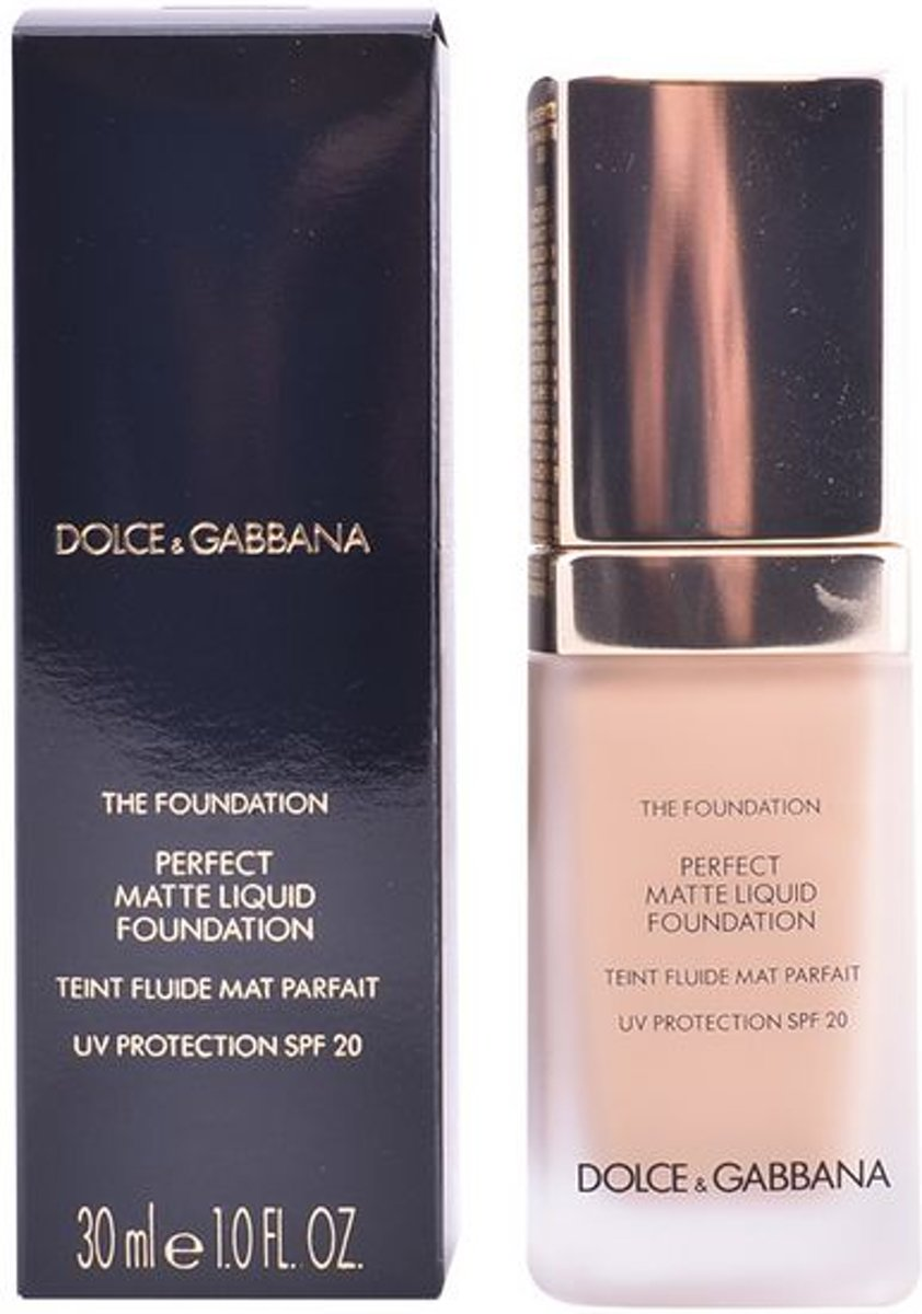 Vloeibare Foundation Make-up The Foundation Dolce & Gabbana Spf 20