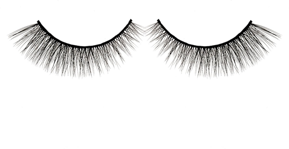 Donegal Artificial Eyelashes Met Lijm - I Love Lashes No.2 Jungle - 4468