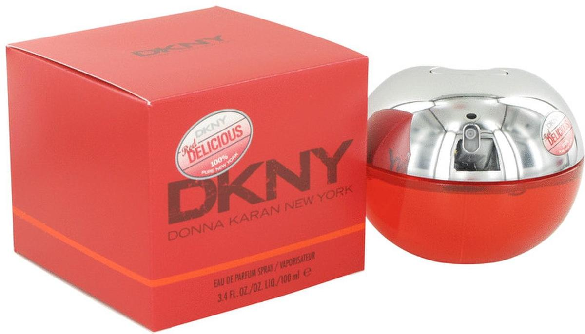 DKNY Red Delicious Woman edp spray 100 ml