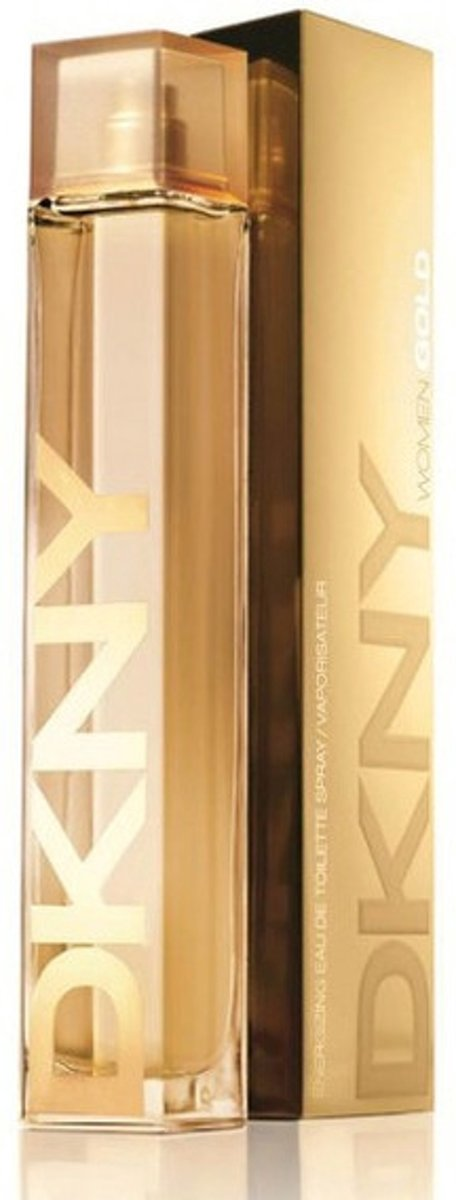 DKNY Women Energizing Gold EDP 100 ml