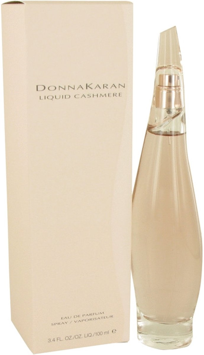 Donna Karan Liquid Cashmere By Donna Karan Eau De Parfum Spray 100 ml - Fragrances For Women