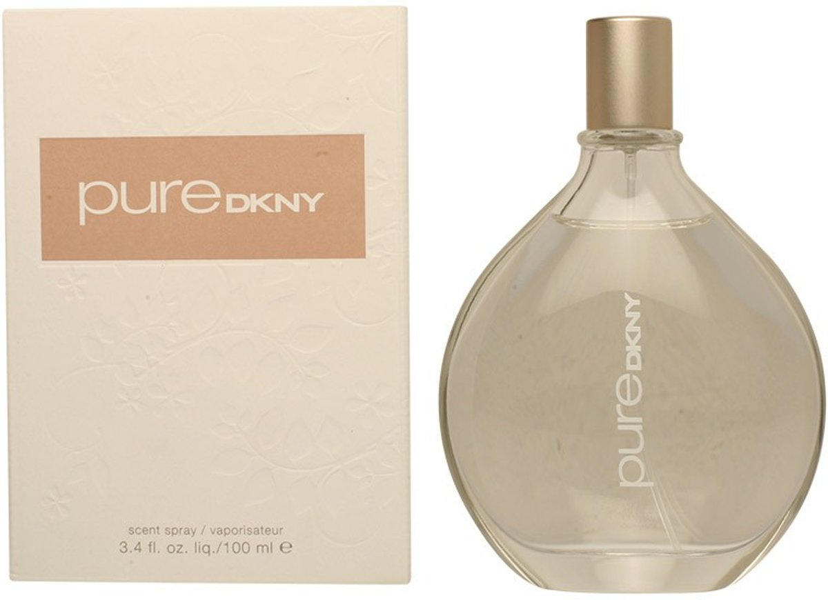 MULTI BUNDEL 2 stuks DKNY PURE Eau de Perfume Spray 100 ml