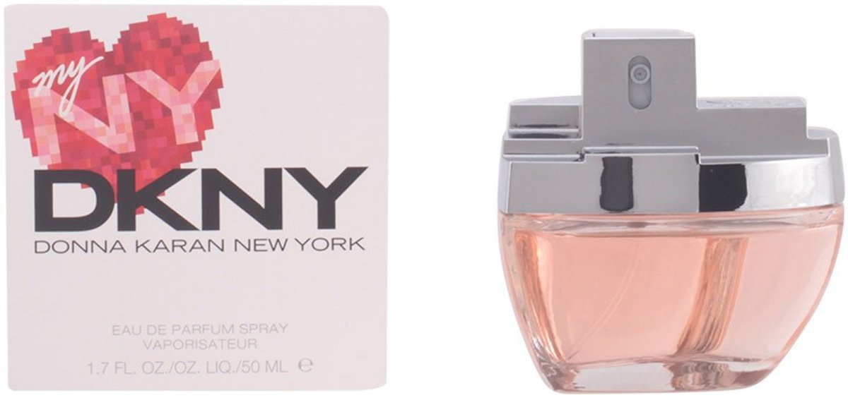 MULTI BUNDEL 2 stuks MY NY Eau de Perfume Spray 50 ml