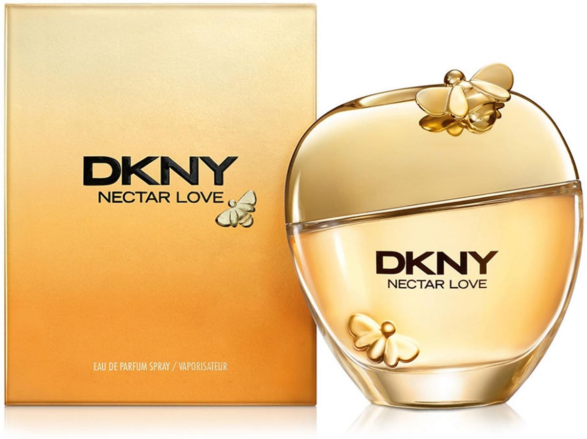 MULTI BUNDEL 3 stuks Donna Karan New York Nectar Love Eau De Perfume Spray 100ml