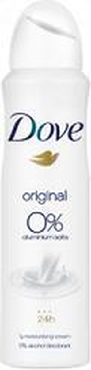 DOVE DEO SPRAY ORIGINAL 0%