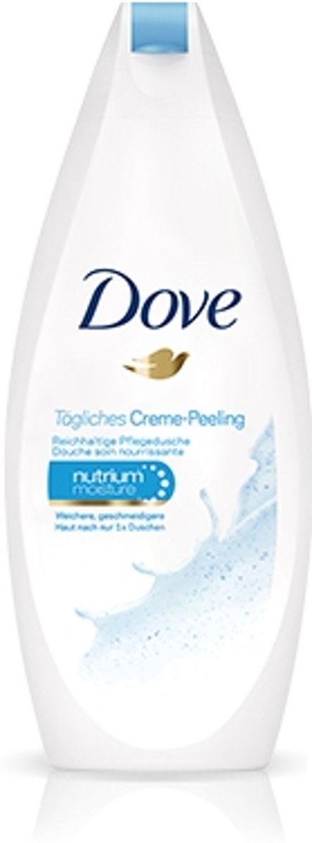 DOVE DOUCHE GENTLE EXFOLIATING