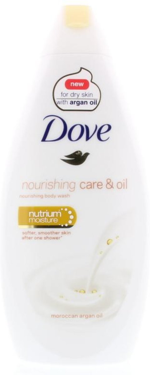 DOVE DOUCHE NOURISHING CAREOI-