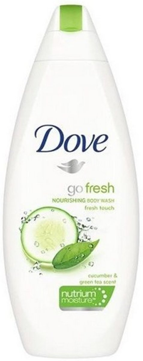 DOVE GO FRESH douchegel hidratante 700 ml