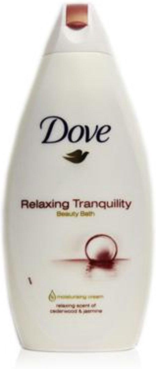 Dove Badcreme Relaxing Tranquility 500 mL