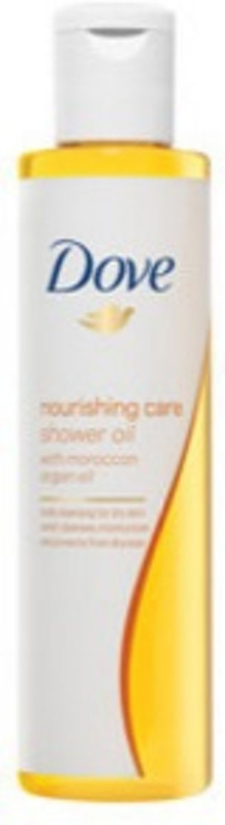 Dove Care & Oil Shower Nourishing Care oil Douche Olie - 200 ml