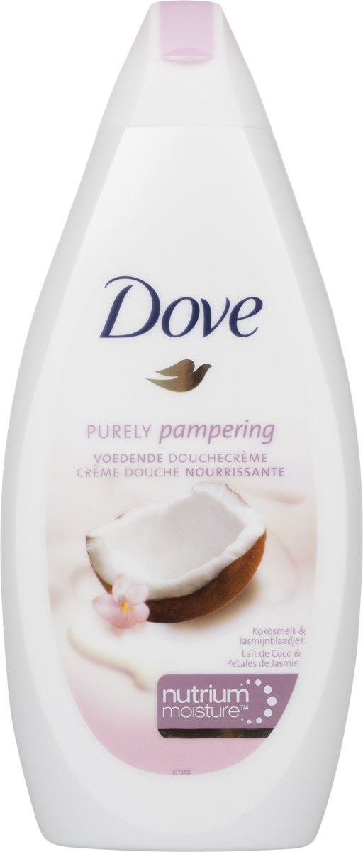 Dove Coconut Milk - 500 ml - Douchegel