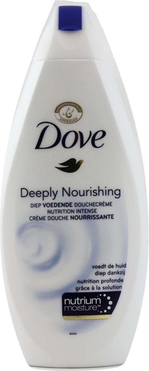 Dove Deeply Nourishing - 500 ml - Douchegel