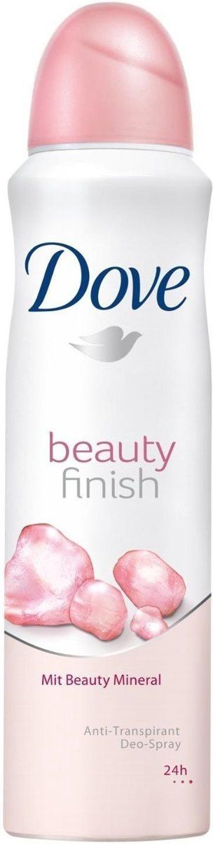 Dove Deospray - Beauty Finish - 250 ml.