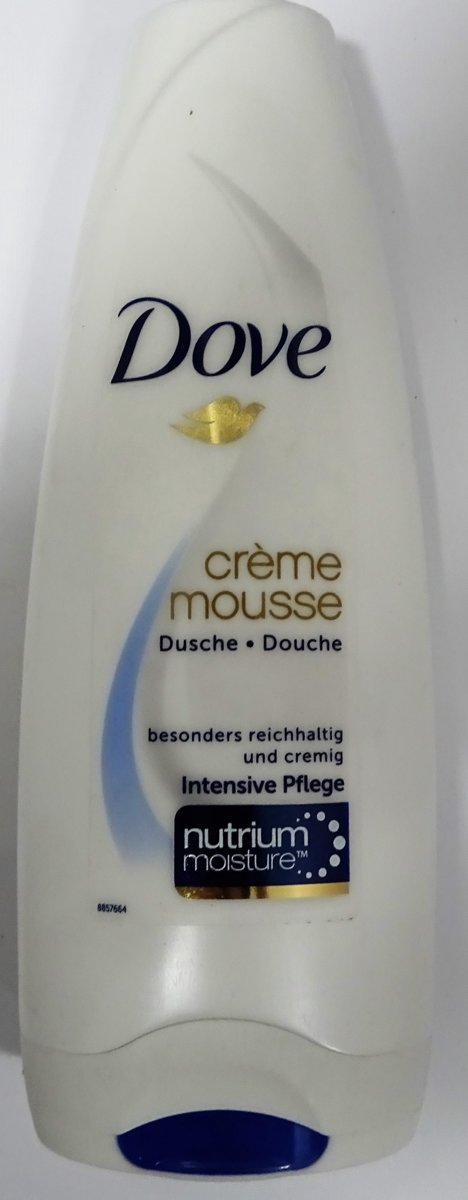 Dove Douchecreme - Mousse Intensive Care 200ml