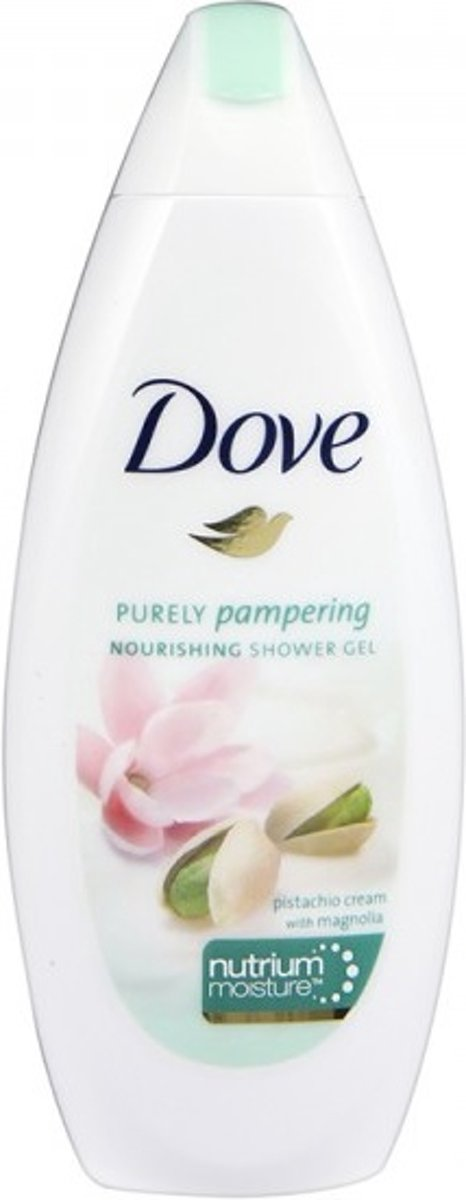 Dove Douchegel - Pistache Magnolia 500 ml.