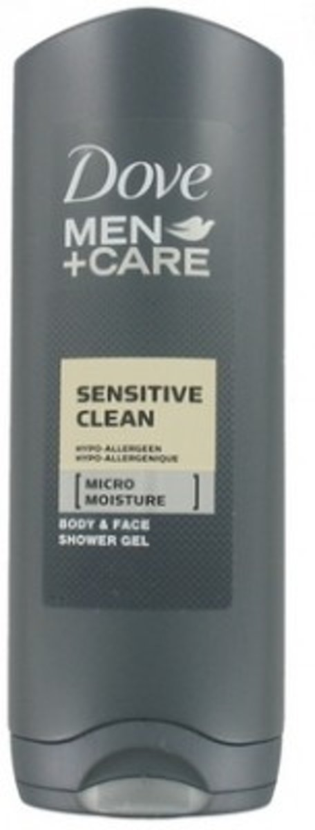 Dove Douchegel Men+ Care Sensitive Clean