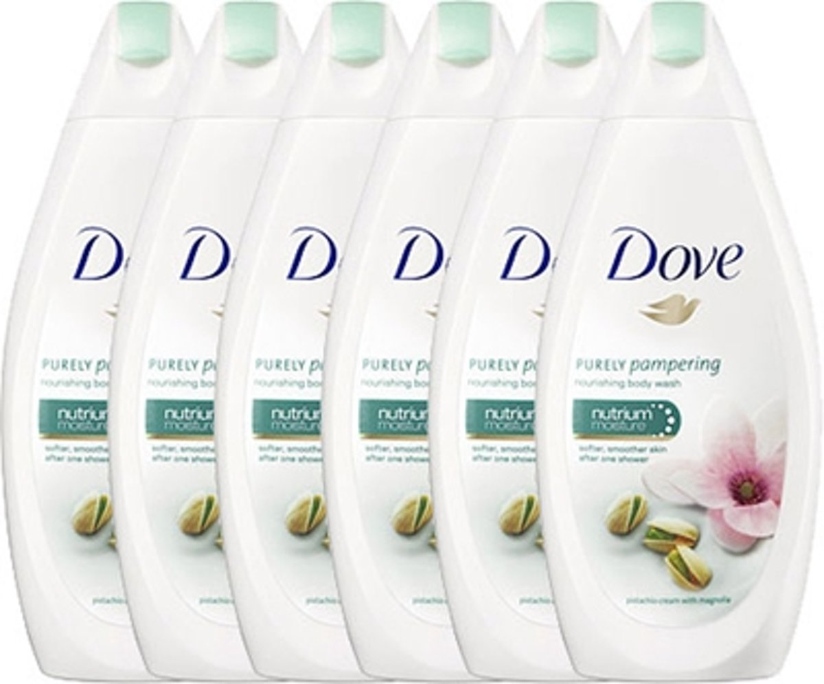 Dove Douchegel Purely Pampering Pistache And Magnolia Voordeelverpakking