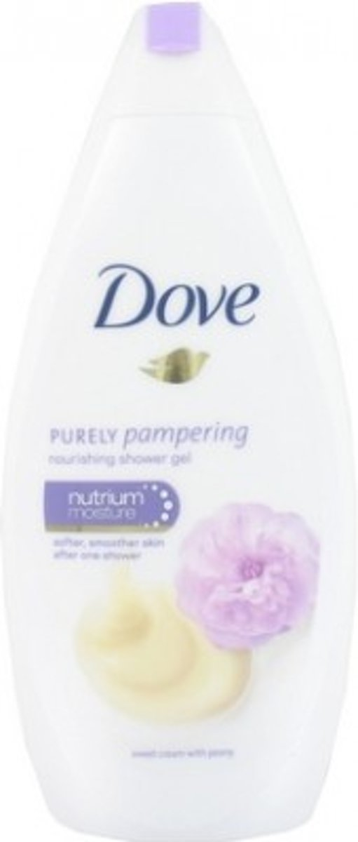 Dove Douchegel Women – Purely Pampering Sweet Cream & Peony