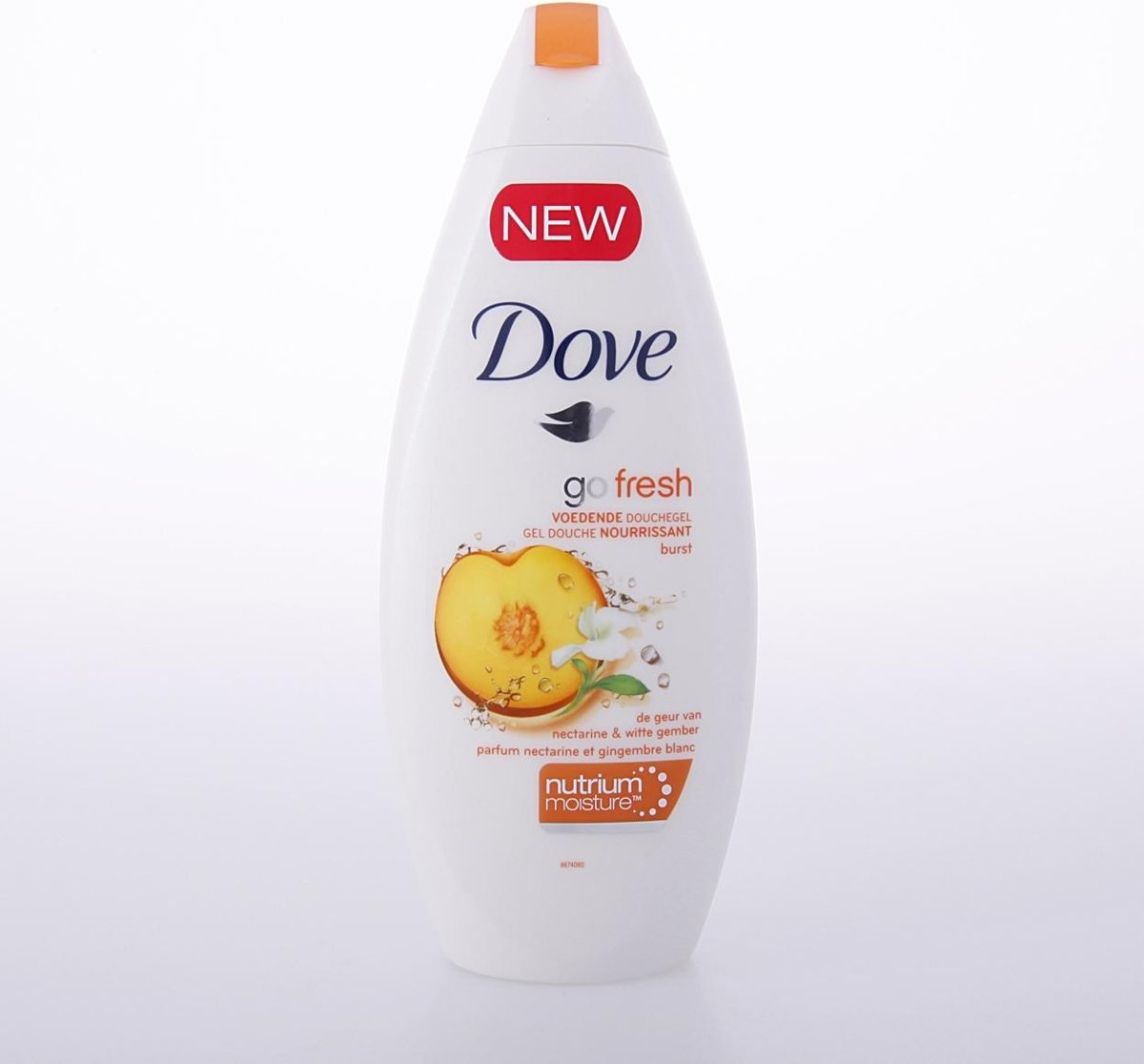 Dove Go Fresh Burst Voedende - Douchegel