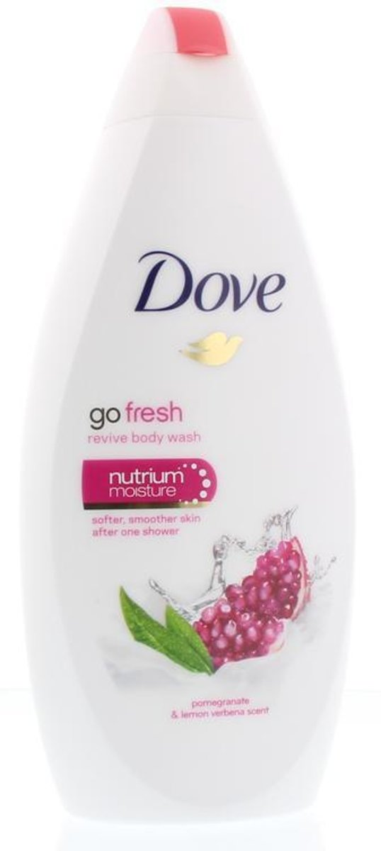 Dove Go Fresh Granaatappel Douchegel - 500 ml