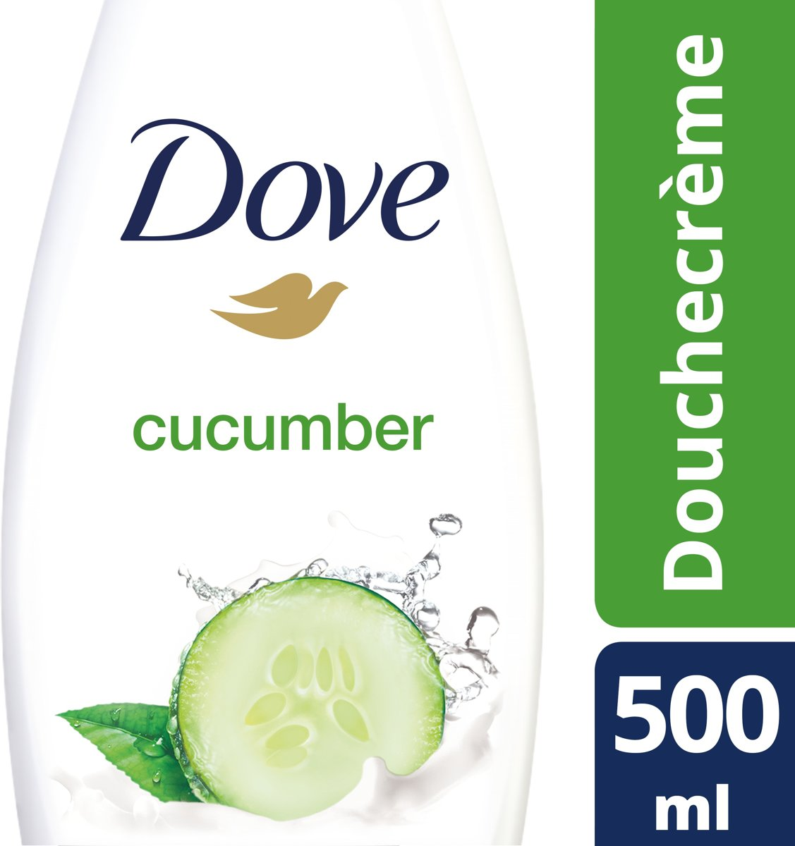 Dove Go Fresh Touch Douchegel- 500 ml