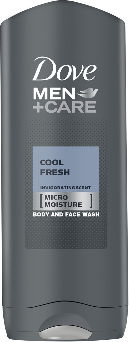 Dove Men+Care Cool Fresh Douchegel - 400 ml