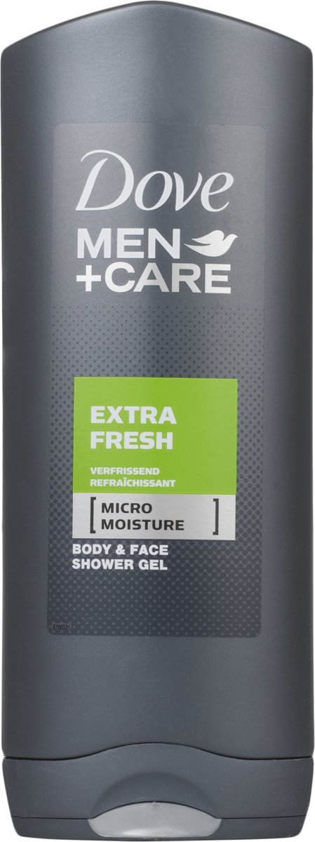 Dove Men+Care Extra Fresh - 400 ml - Douche Gel