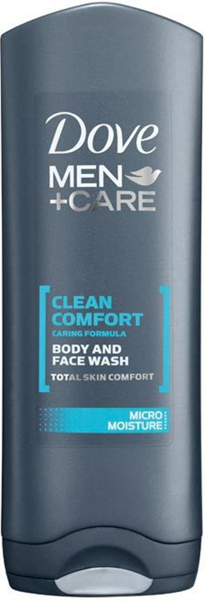 Dove Men + Care Clean Comfort Douchegel - 400 ml
