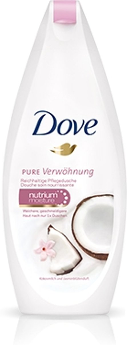 Dove Shower coconut milk - 250ml- Douchegel
